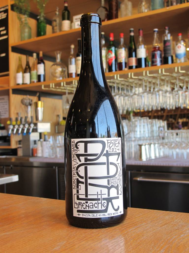 Potek Winery 2014 Potek Winery Demetria Grenache 750ml