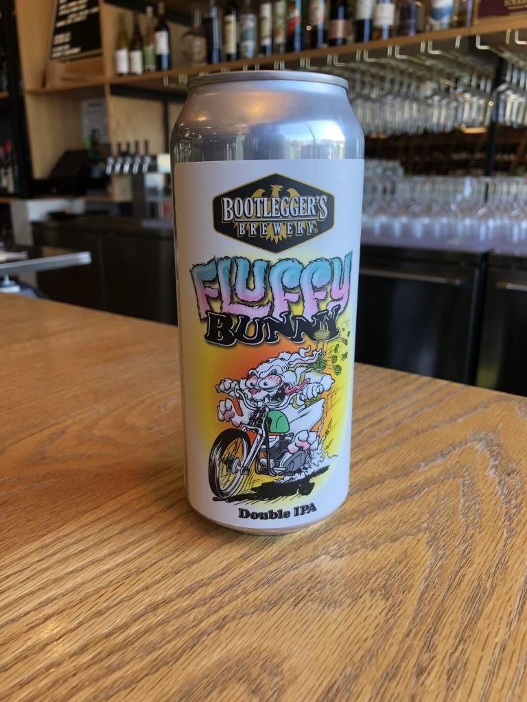 Bootlegger's Brewery Bootlegger Brewing Fluffy Bunny IPA 16oz