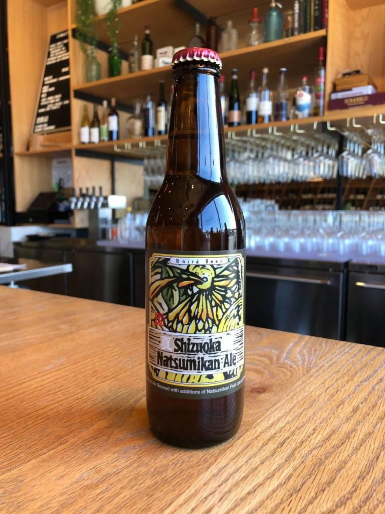 Baird Brewery Baird Shizuoka Natsumikan Ale 330ml