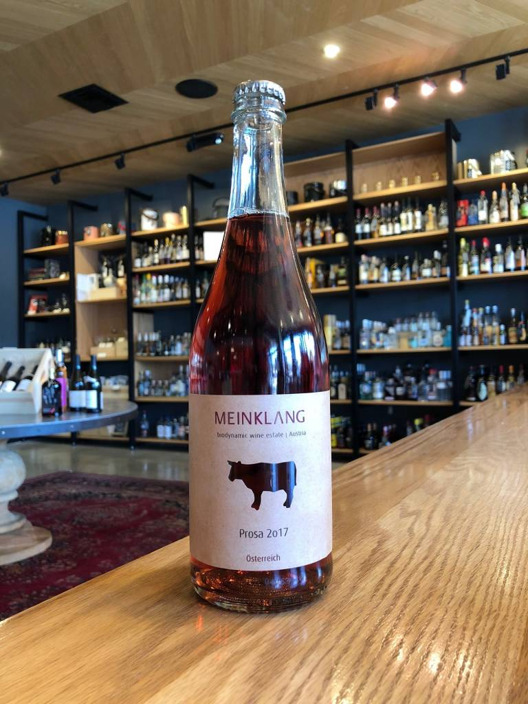 Meinklang 2017 Meinklang Prosa Rosé Frizzante 750mL