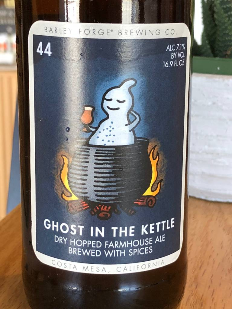 Barley Forge Brewing Barley Forge Ghost in the Kettle 16.9oz