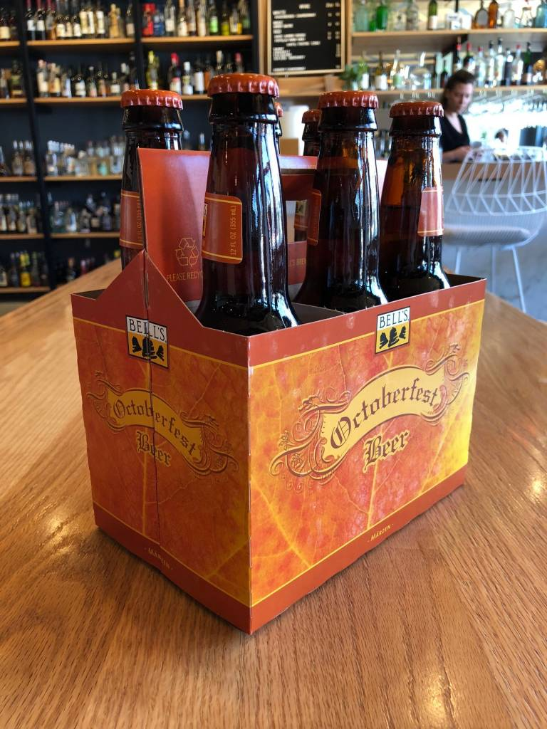 Bell's Brewing Bell's Octoberfest 12oz 6pack