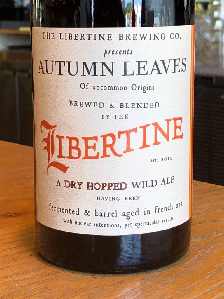 Libertine Libertine Autumn Leaves 750ml