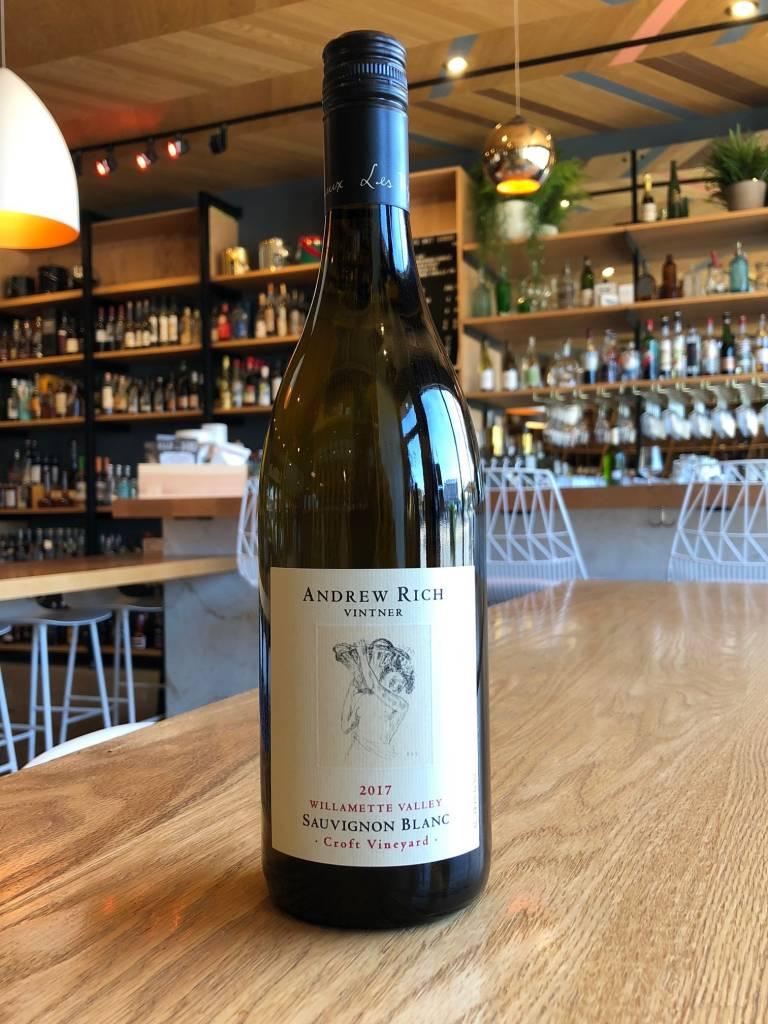 Andrew Rich 2017 Andrew Rich Willamette Valley Sauvignon Blanc