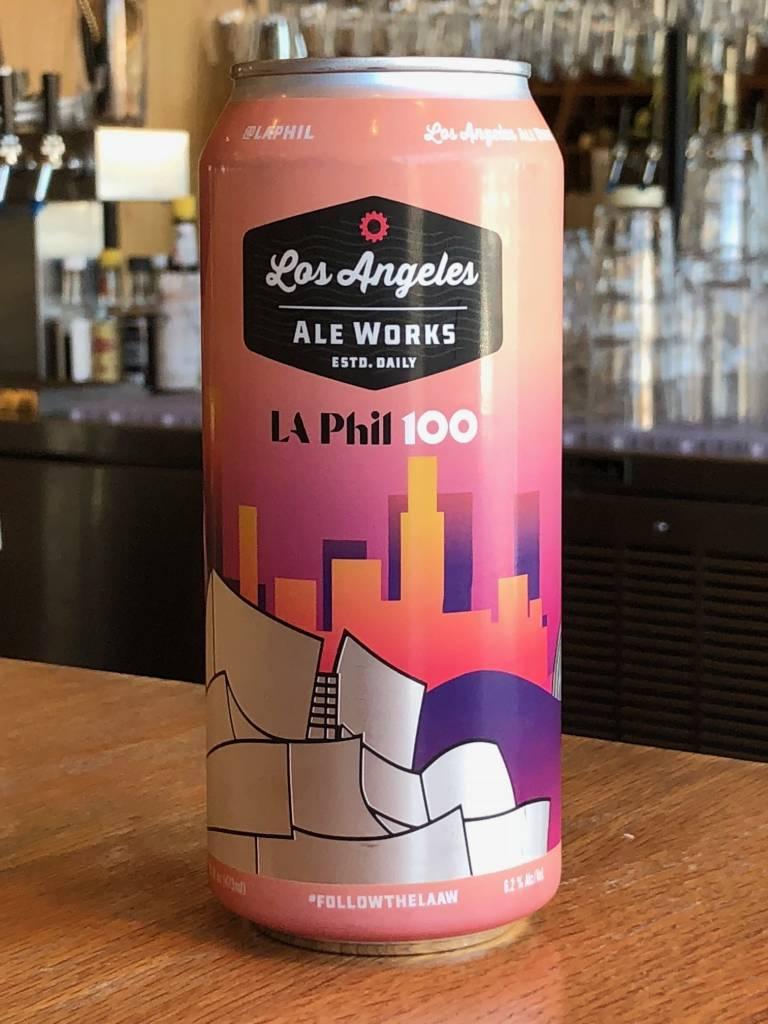 Los Angeles Ale Works Los Angeles Ale Works LA Phil 100 Brut IPA