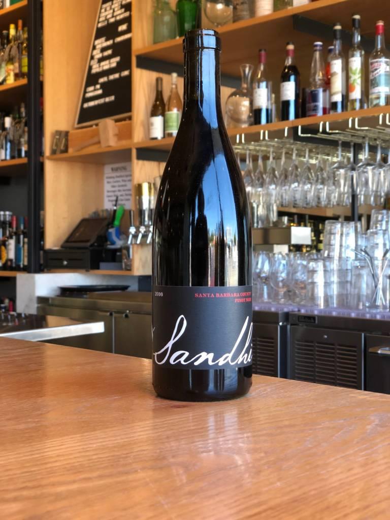 2016 Sandhi Santa Barbara County Pinot Noir 750ml