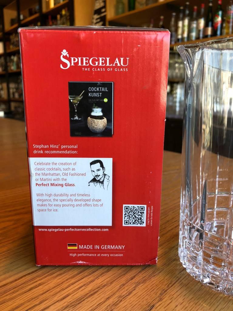 Spiegelau Spiegelau Crystal Perfect Mixing Glass 22.4oz