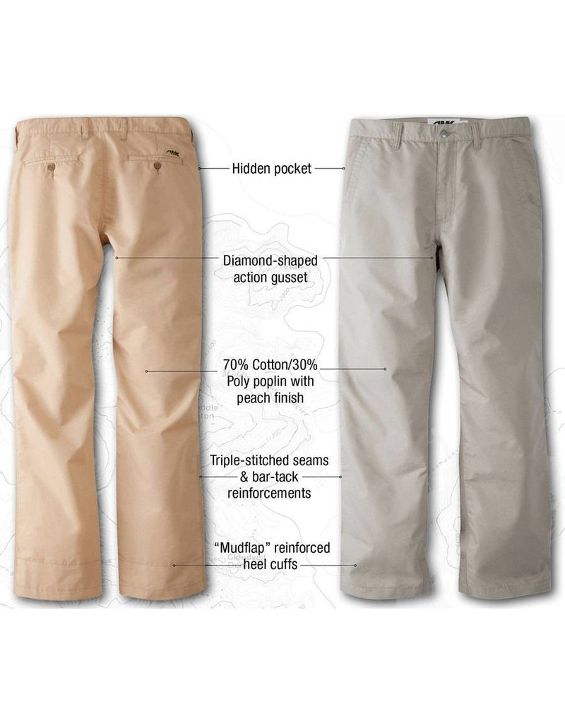 Mountain Khakis Mountain Khakis Poplin Pant Slim Fit