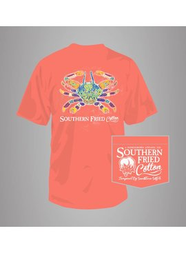 Southern Fried Cotton Southern Folk Crab