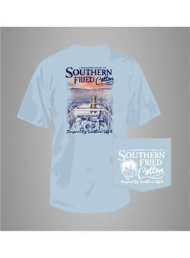 Southern Fried Cotton Southern Fried Cotton Ridin' On A Breeze T-Shirt