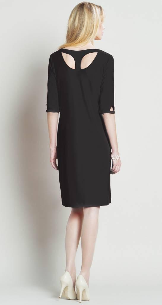 Clara Sun Woo Clara Sun Woo Back Cut-Out Dress