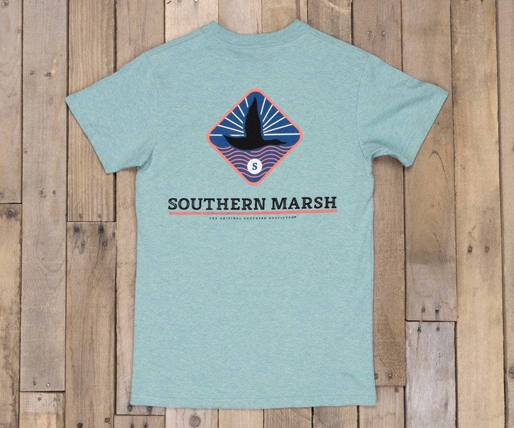 Southern Marsh Southern Marsh - Branding Collection Tee - Flying Duck