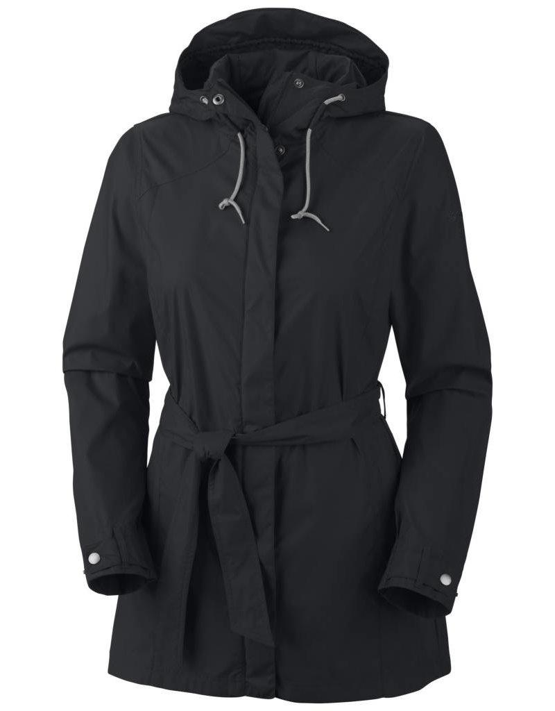 Columbia Sportwear Columbia Pardon My Trench Rain Jacket