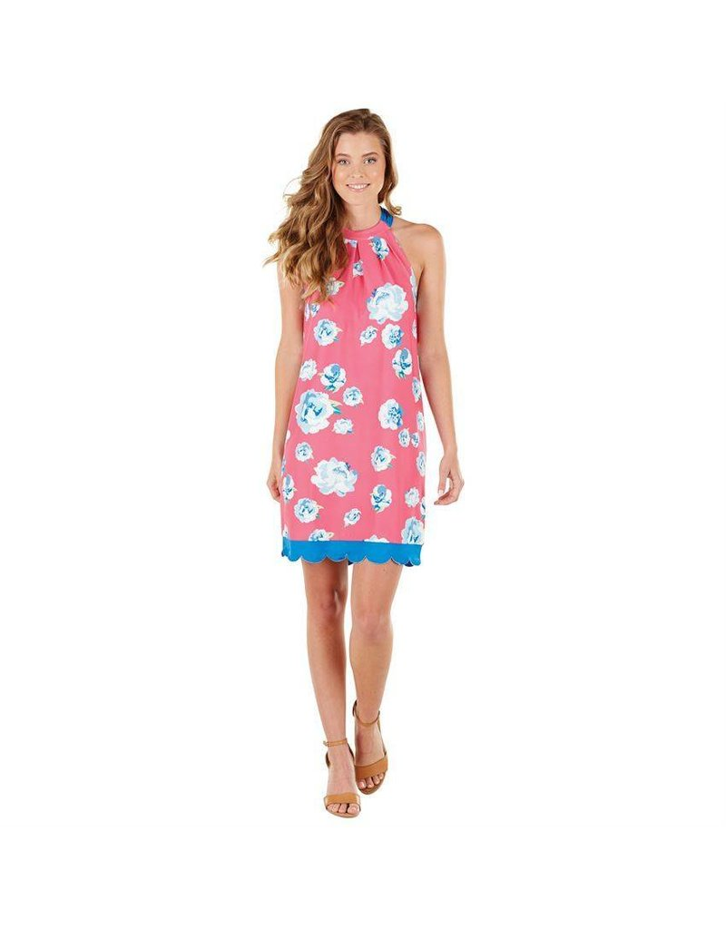 Mud Pie Mud Pie Natalie Bow Tie Dress