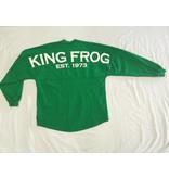 King Frog Classic Crew Neck Spirit Jersey