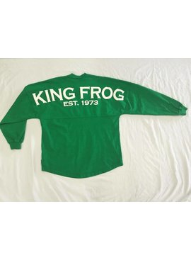 King Frog Classic Crew Neck Spirit Jersey