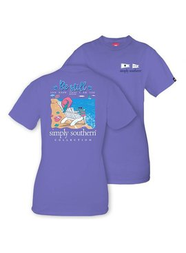 Simply Southern Collection Simply Southern Prep Be Still T-shirt