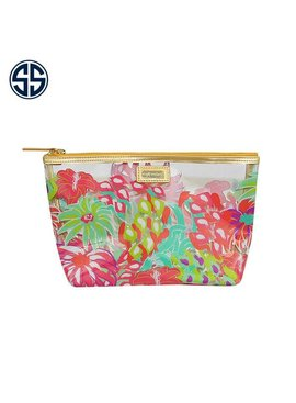 Simply Southern Collection Simply Southern Clear Makeup Bag