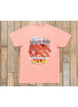 Southern Marsh Southern Marsh Youth Festival Series Tee - Crawfish