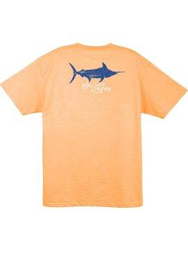 Guy Harvey Guy Harvey Sprint Mens Short Sleeve T-Shirt