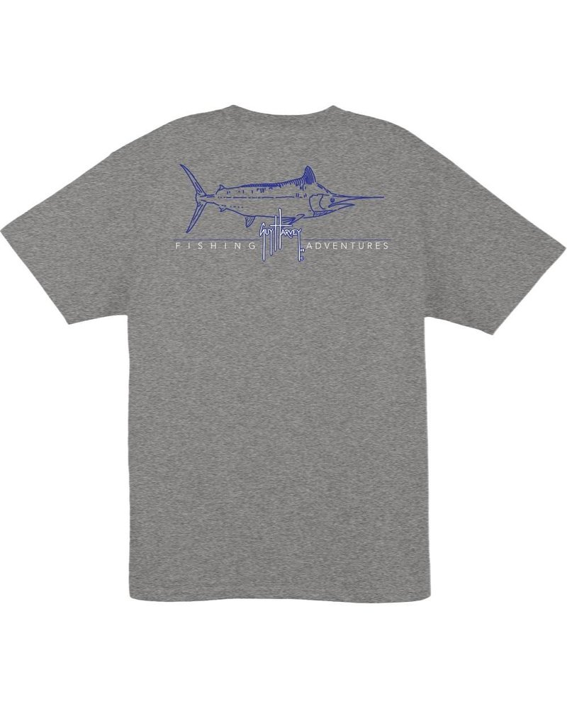 Guy Harvey Guy Harvey Trophy Mens Short Sleeve T-Shirt