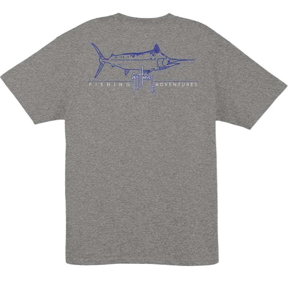 Guy Harvey Guy Harvey Trophy Mens Short Sleeve T-Shirt