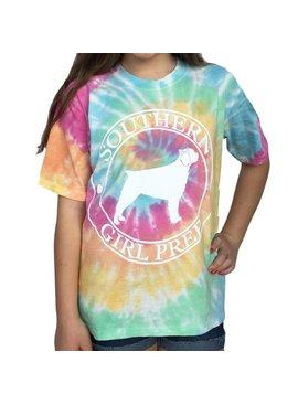 Southern Girl Prep Youth Southern Girl Prep Tie Dye V Neck