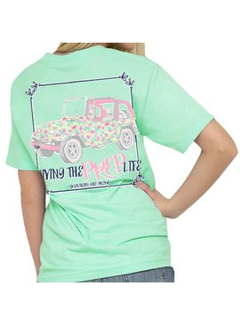 Southern Girl Prep Southern Girl Prep Jeep T-Shirt