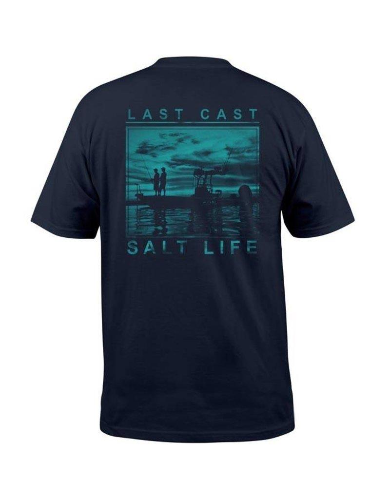 Salt Life Salt Life Last Cast Tee