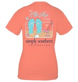 Simply Southern Collection Simply Southern Prep Flip Flops T-Shirt