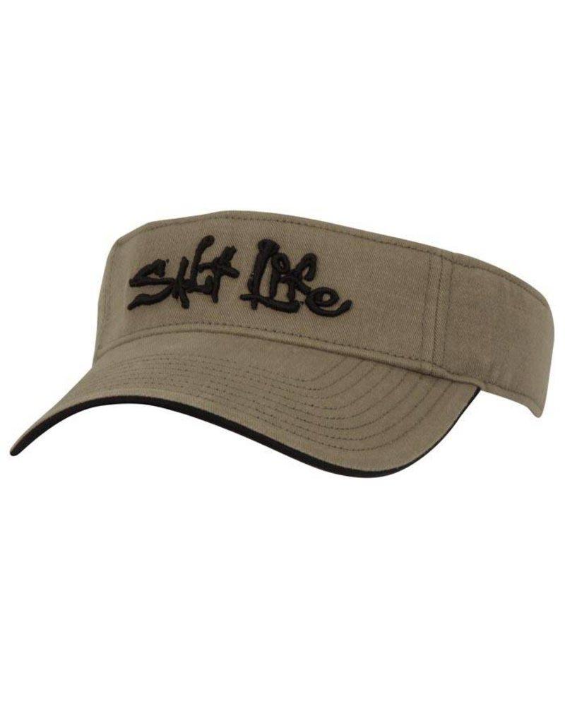 Salt Life Salt Life Signature Logo Visor