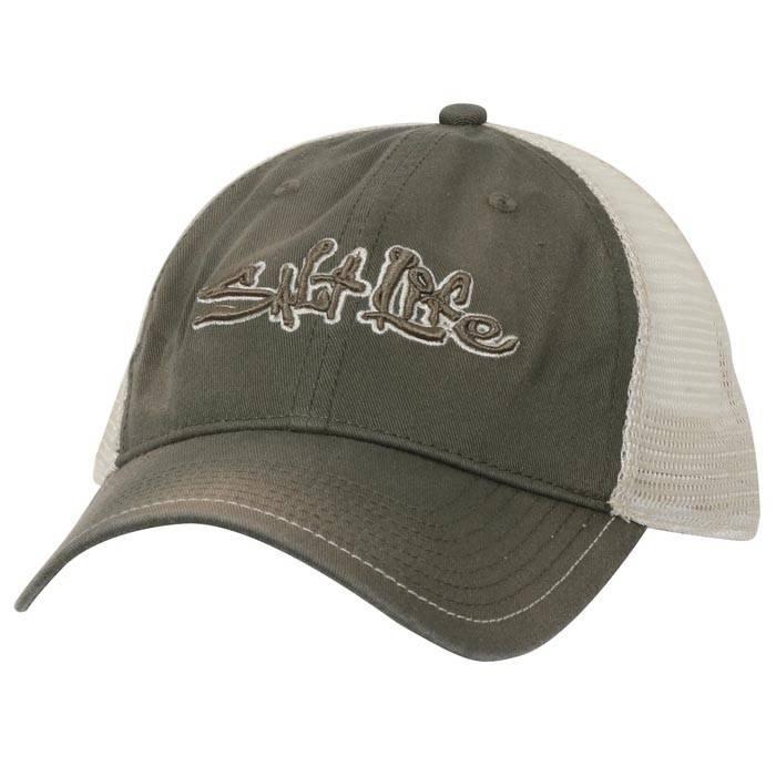 Salt Life Salt Life Stance Comfort Twill Hat