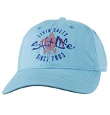 Salt Life Salt Life Living Salty Turtle Ladies Hat