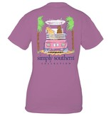 Simply Southern Collection Simply Southern Prep Golf Cart T-shirt