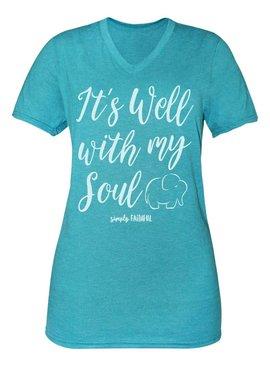 Simply Faithful SIMPLY FAITHFUL IT'S WELL WITH MY SOUL