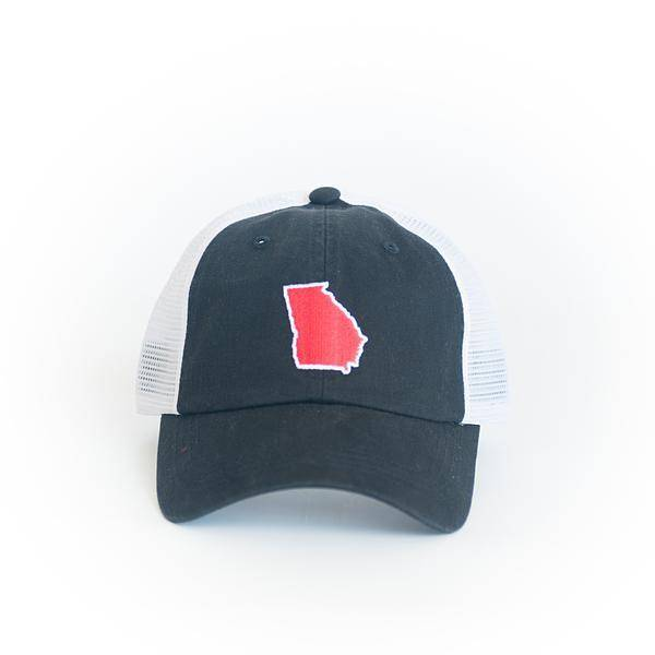 State Traditons State Traditions - Georgia Athens Gameday Trucker Hat