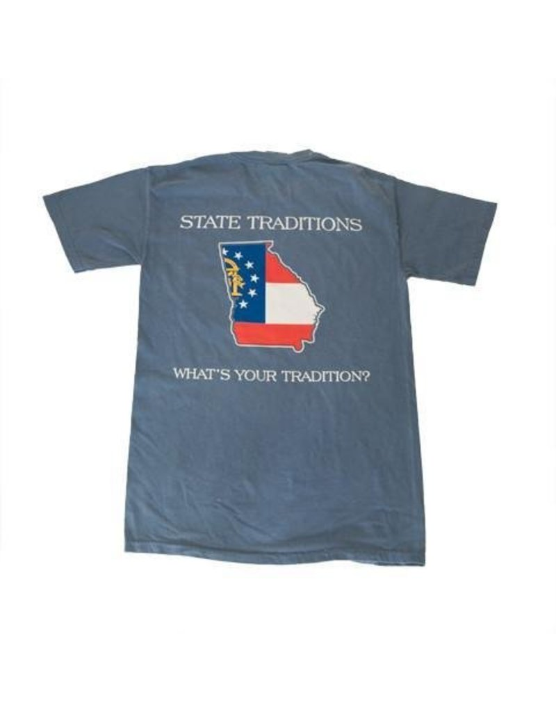 State Traditons Georgia Traditional T-Shirt