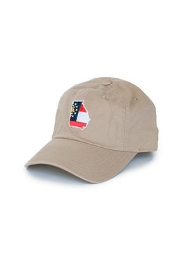 State Traditions - Georgia Traditional Hat  Canvas