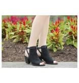 MADELINE Western Peep Toe Sandal