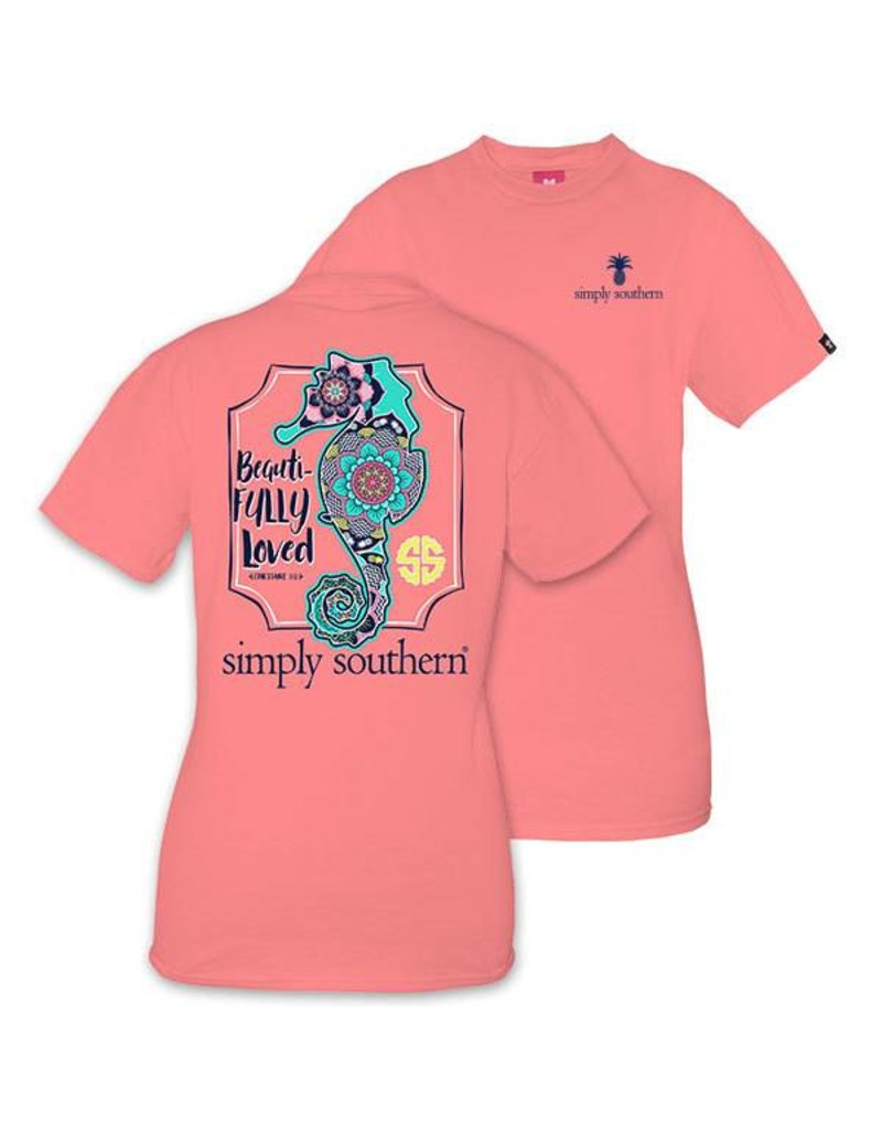 Simply Southern Collection Simply Southern Beautifully Loved T-Shirt