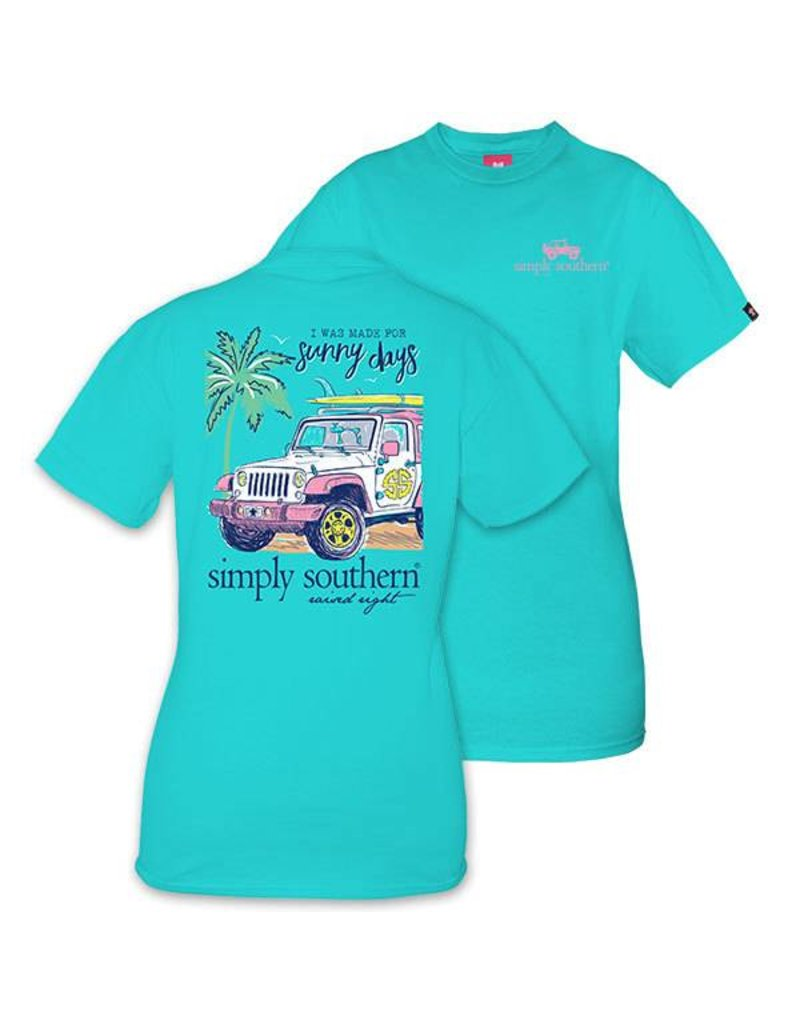 Simply Southern Collection Simply Southern Sunny Days T-Shirt