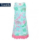 Simply Southern Collection YOUTH Simply Southern Friends Tank Dress