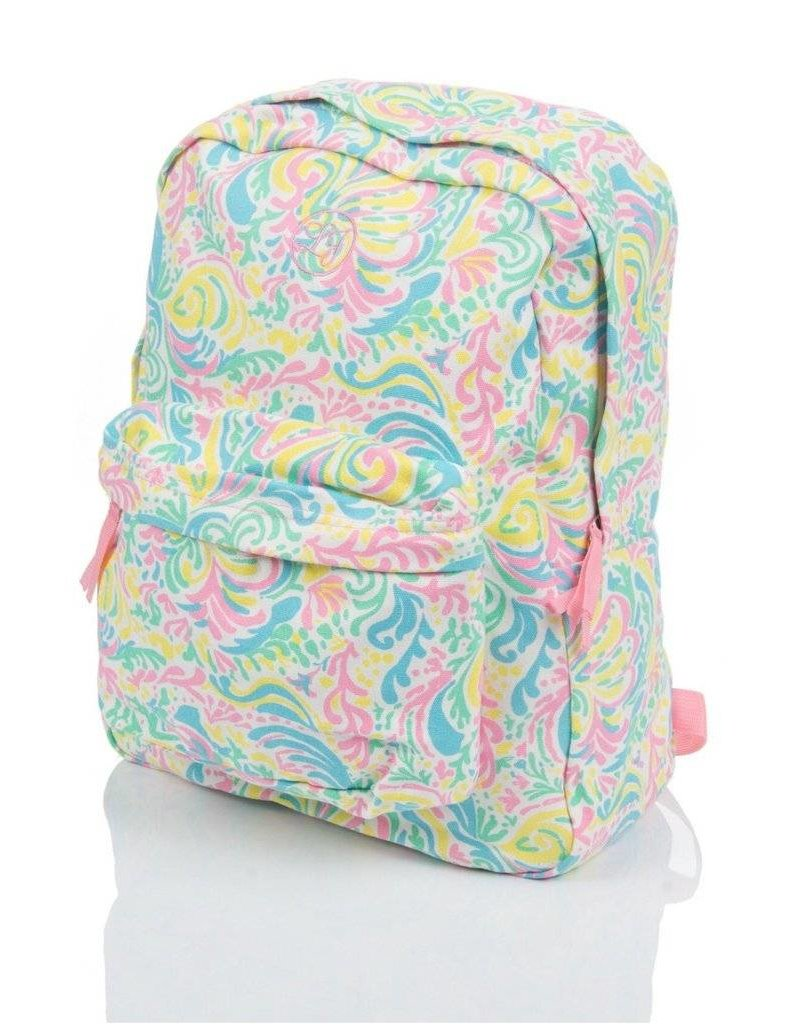 Lauren James Lauren James Floral Printed Backpack