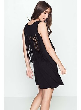 Very J Sleeveless Dress