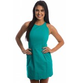 Lauren James Lauren James The Landry Solid Seersucker Dress