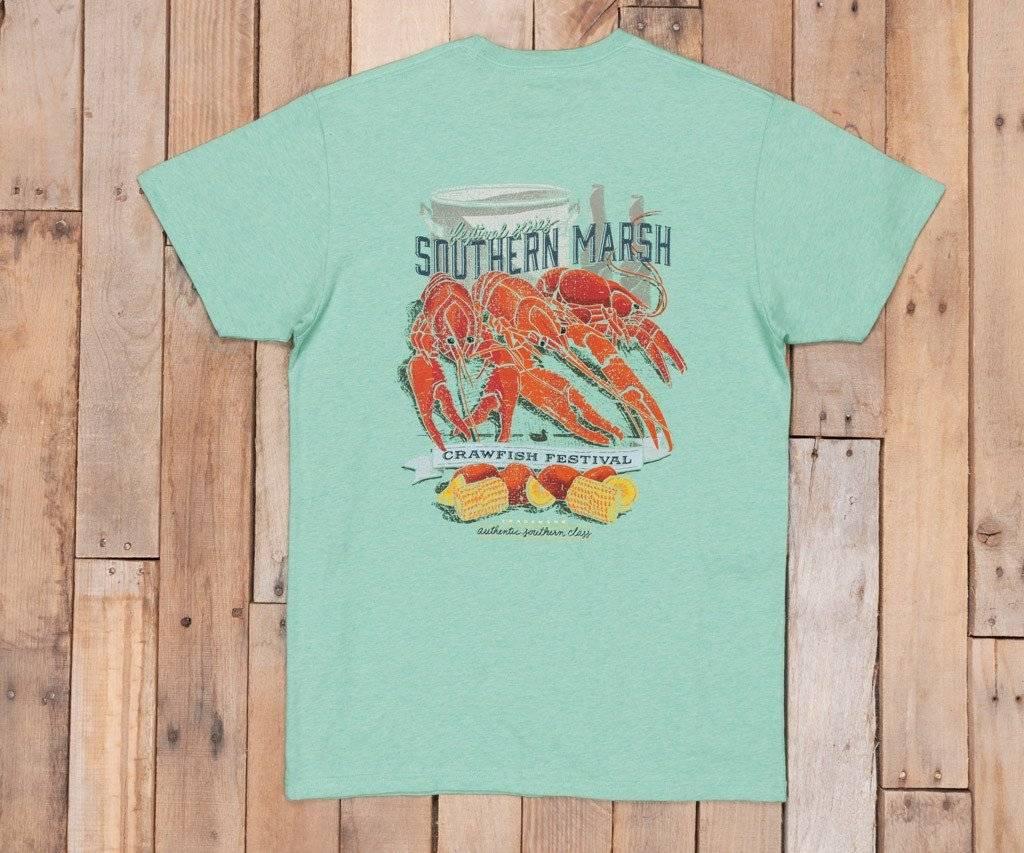 Southern Marsh Southern Marsh Festival Series Tee - Crawfish