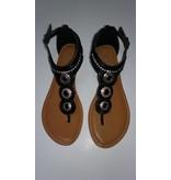 Bamboo Aveno 39S Flat Sandal