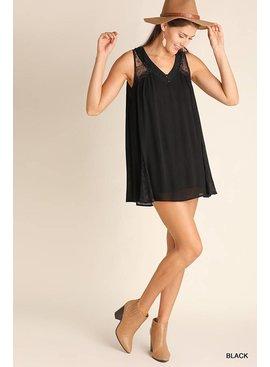 Umgee UMGEE V-Neck Dress