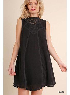 Umgee UMGEE Sleeveless Dress