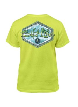 Salt Life Salt Life Mahi Peak Youth Tee